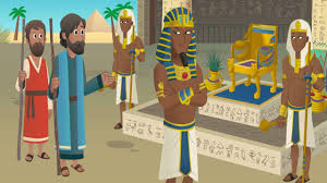 kids learn bible moses and the burning bush youtube