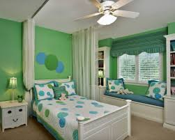 Bedroom Design Green Colour Exterior Truly Cheerful Kid Room Interior Design Which Inspires