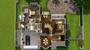 mod the sims traditional suburban 3br 2 5ba cc free