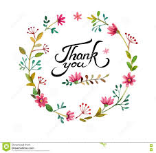 Thank You Card Designs Thank You Card Design Stock Illustration Image 82006237