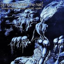 a needle under the nail