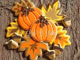 92 best cookie creations fall images on