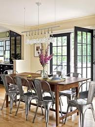 Rustic Modern Dining Room Tables Rustic Modern Dining Room Ideas Decor Cabin Ingenious 10 On Home
