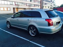 toyota my toyota my 2007 toyota avensis executive mod it does not take much to