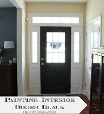 Painting Interior Best 25 Paint Interior Doors Ideas On Pinterest Painting