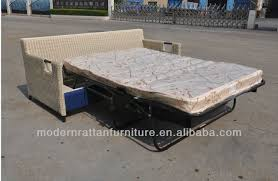 rattan sleeper sofa outdoor sleeper sofa sanblasferry