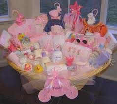 Baby Basket Gifts Glamorous Baby Shower Gift Basket Ideas For 42 On Vintage