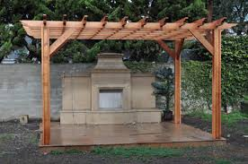 Pergola Diy Plans by Incredible Decoration How To Make A Pergola Good Looking Diy