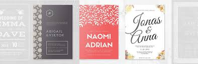 how to design your own wedding invitations design a beautiful custom wedding invitation canva