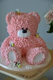teddy bear birthday cake how to make sweets photos blog