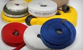american fire hose cabinet assorted colors white double jacket fire hose 1 1 2 inch x 100