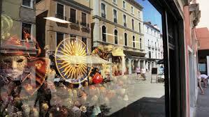 Easter Decorations For Shop Windows by Prague Czech Republic April 2014 4k Montage Compilation