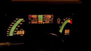 corvette instrument cluster repair 1989 corvette digital dashboard