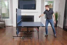 wood for table tennis table joola indoor table tennis table reviews wayfair