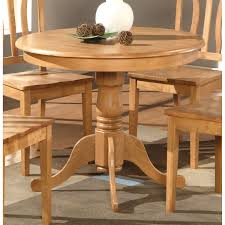 Casual Dining Room Sets Parawood Furniture Antique Collection Round 36