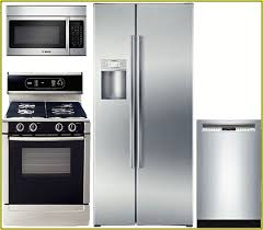 stainless kitchen appliance package sale home depot appliances
