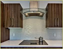 glass backsplash in kitchen glass tile backsplash for kitchen galilaeum home magazine site