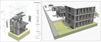 bim in low cost and temporary housing aecbytes feature
