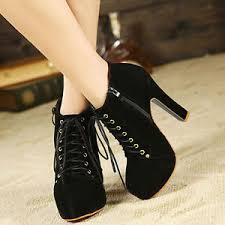 s heel boots sale high 3 and up s heels ebay