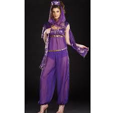 Genie Halloween Costume Genie Lamp Fancy Dress Costume G2832
