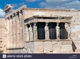 erechtheion temple on the acropolis athens greece famous for