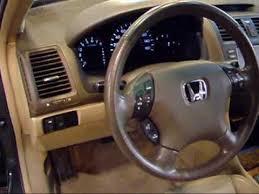 Honda Accord 2003 Interior Edirect Motors 2004 Honda Accord Ex L V6 Navigation Youtube