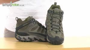 merrell mens refuge core mid waterproof walking boot www