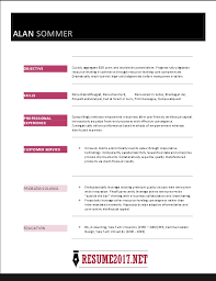Word Template For Resume Free Resume Templates For Microsoft Word 7 Free Resume Templates
