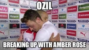 Ozil Meme - image tagged in arsenal football bruh memes meme imgflip