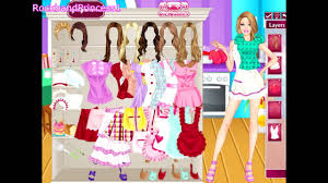 free full barbie games dress up chef game cooking games youtube