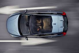 vehicle top view volvo car corporation presents the all new volvo v40 web
