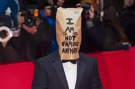 What Is Bored Panda by Shia Labeouf Wears A Paper Bag On His Head To The Premiere Of