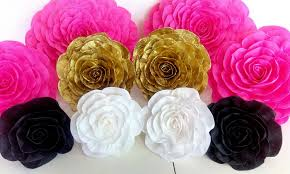 Kate Spade Wall Decor by 10 Kate Giant Paper Flowers Spade Wall Display Kate Bridal