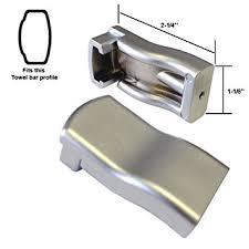 Sterling 5900 Shower Door Sterling By Kohler Shower Door Towel Bar Brackets Matte Silver