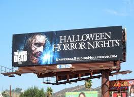 daily billboard halloween week the walking dead season three tv