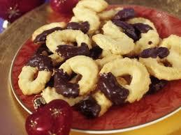 german christmas cookies spritzgebäck recipe eat smarter usa