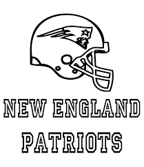 patriots coloring page nfl coloring pages free coloring pages free