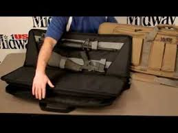 midwayusa black friday midwayusa pro series tactical rifle gun case pvc coated polyester