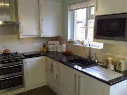 granite countertop black gloss laminate kitchen worktops make