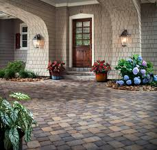 Belgard Patio Pavers by Create A Better Driveway With Pavers U2013 Paver Connection