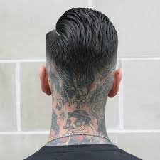 feathered brush back hair 80 amazing side part haircuts choose your 2018 style