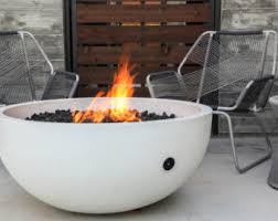 Concrete Fire Pit by Etsy Your Place To Buy And Sell All Things Handmade