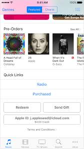 How To Redeem Itunes Gift Card On Iphone - how to check itunes gift card balance on iphone