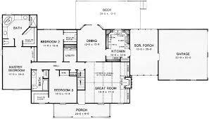 ranch house plans rustic ranch house plan 4964k architectural designs house plans