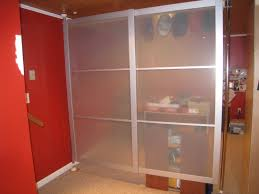prepossessing modern sliding closet doors lowes roselawnlutheran
