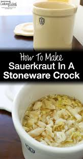 best 25 sauerkraut crock ideas on pinterest cooking sauerkraut