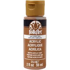 folkart matte finish acrylic paint colors by plaid kelly green