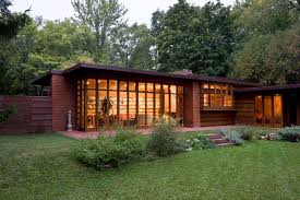 Frank Lloyd Wrights Usonian homes the original lowcost coop