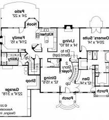 Historic Colonial House Plans Historic Colonial House Floor Plans Center Hall Colonial Floor