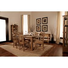 city furniture jaden light tone rectangular dining room